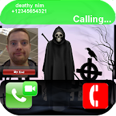 Fake Call Ghost APK for Bluestacks