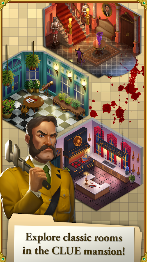 CLUE Bingo Screenshot 1
