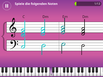 Simply Piano von JoyTunes Screenshot