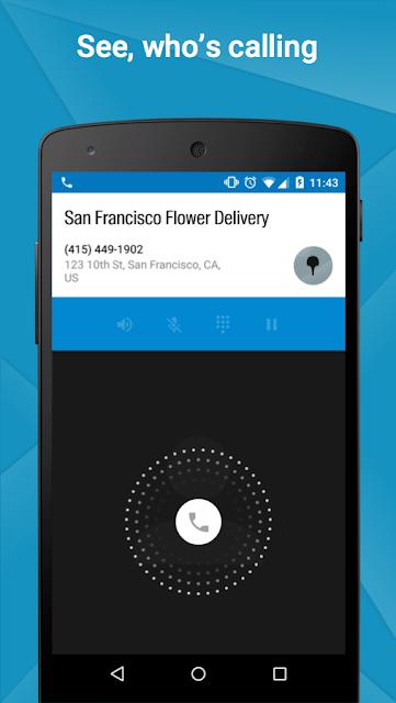 2GIS Dialer: Contacts app screenshots