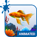 App Aquarium Animated Keyboard APK for Kindle