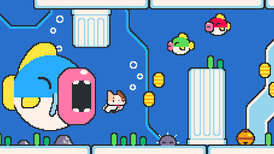 Game Super Cat Bros APK for Windows Phone