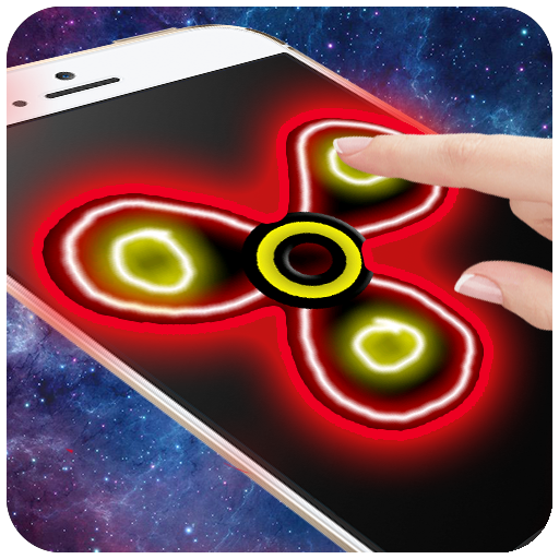 Draw and Spin (Fidget Spinner) (app)