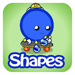 Meet the Shapes Game Icon