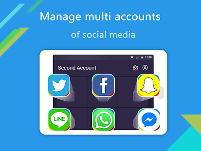 Multi Accounts   Security Lock   Android Apps On Google Play