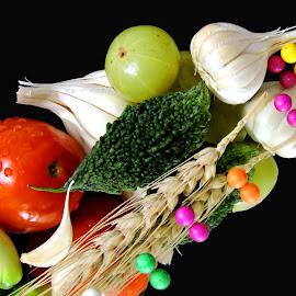 curry delight by SANGEETA MENA  - Food & Drink Ingredients