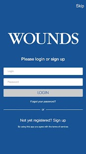 Wounds- screenshot