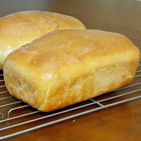 Soft Homemade White Bread