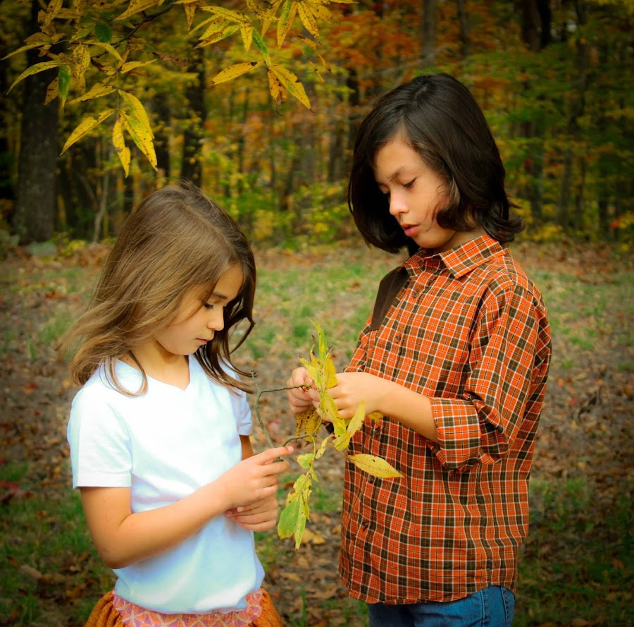 Fall Kids by Bob Zendejas - Babies & Children Child Portraits