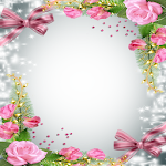 Love Flowers Photo Frames Icon