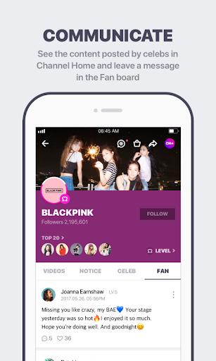 V – Live Broadcasting App screenshot 4