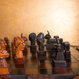 checkmate by Stanley P. - Artistic Objects Other Objects