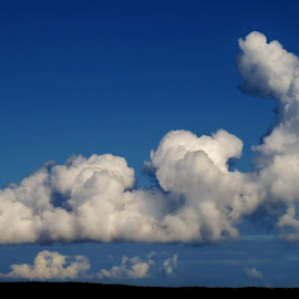 Disney Clouds by Thor Erik Dullum - Landscapes Cloud Formations ( fantasy, clouds, epic, heaven, cloudscape, cloud,  )