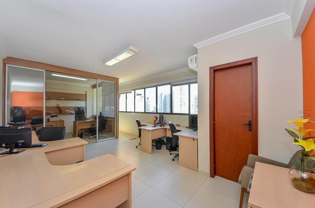 CJ0042-ROM, Conjunto, 40 m² à venda no Batel - Curitiba/PR