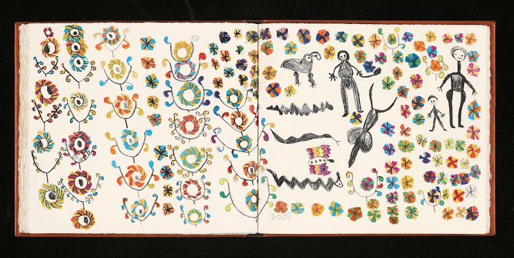 Coex'ae Qgam. Qauqaua: A San Folk Tale from D'Kar.