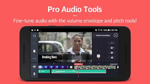 KineMaster – Pro Video Editor screenshot 6