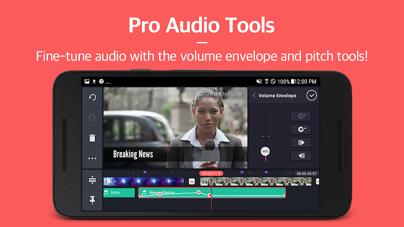 KineMaster – Pro Video Editor Screenshot 5