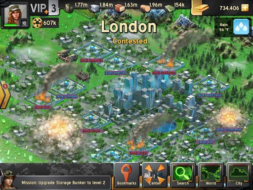 Commanders screenshot 20
