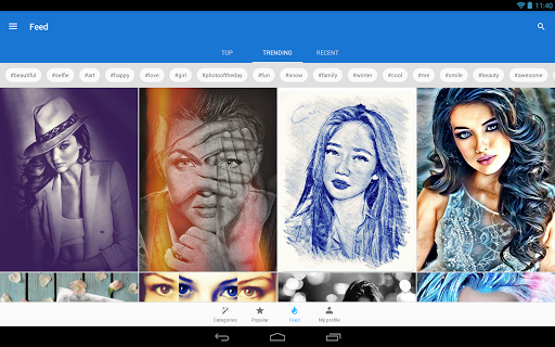 Photo Lab Picture Editor: face effects, art frames screenshot 9