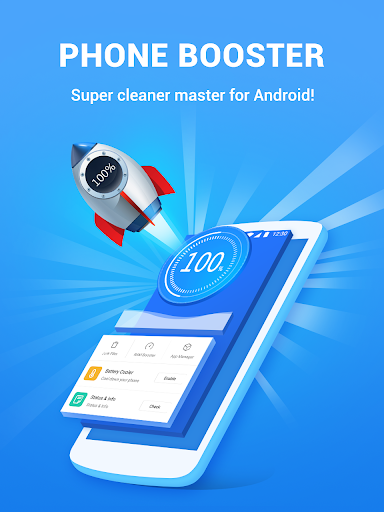Super Cleaner Master For PC