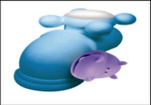 Все для Ванной - Защита на кран - Бегемотик