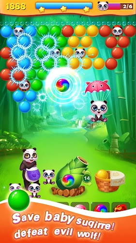 Bubble Shooter Android App Screenshot