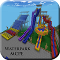 App Guide for Waterpark MCPE map APK for Kindle