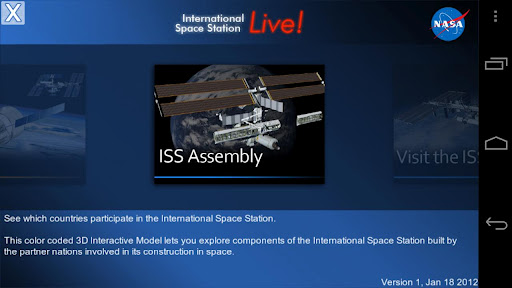 ISSLive screenshot 2