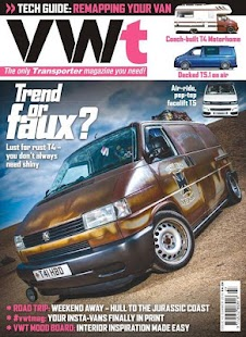 VWt Magazine - screenshot