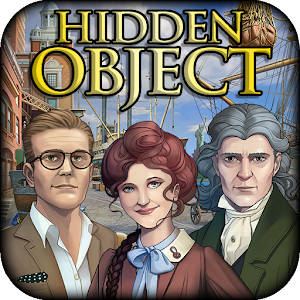 Hidden Object Time Crimes Case