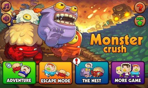 Monster Crush screenshot 1