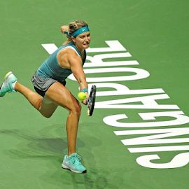 by Lee Alfie Damian - Sports & Fitness Tennis ( sports, tennis, women )