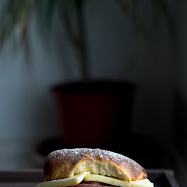 Cibatta by Ediz Kaymaklili - Food & Drink Plated Food ( cibbata bread light )