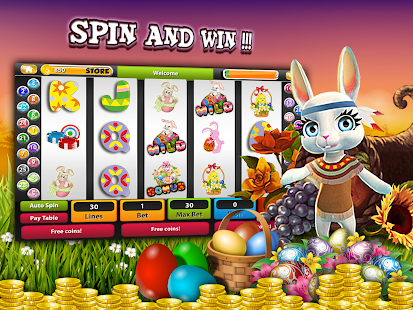 Easter Slot Machine - screenshot
