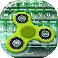 Fidget Spinner Keyboard Theme APK for Ubuntu