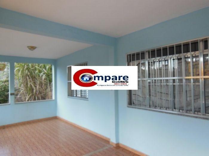 Casa 3 Dorm, Jardim Cumbica, Guarulhos (CA0770)