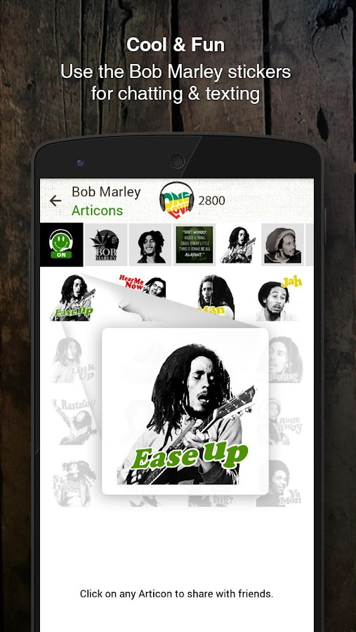 Bob Marley Official Music Screenshot 9