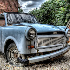 Trabant by Björn Olsson - Transportation Automobiles ( hungary, trabant )