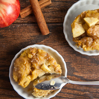Mini Apple Cinnamon French Toast Casseroles