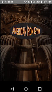 American Iron Gym - screenshot