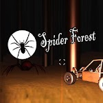 Spider Forest Virtual Reality Icon