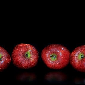 apple by Theofilus Saiman - Artistic Objects Other Objects