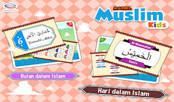 Screenshot of Marbel Muslim Kids