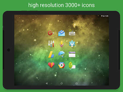 Vion - Icon Pack- screenshot thumbnail