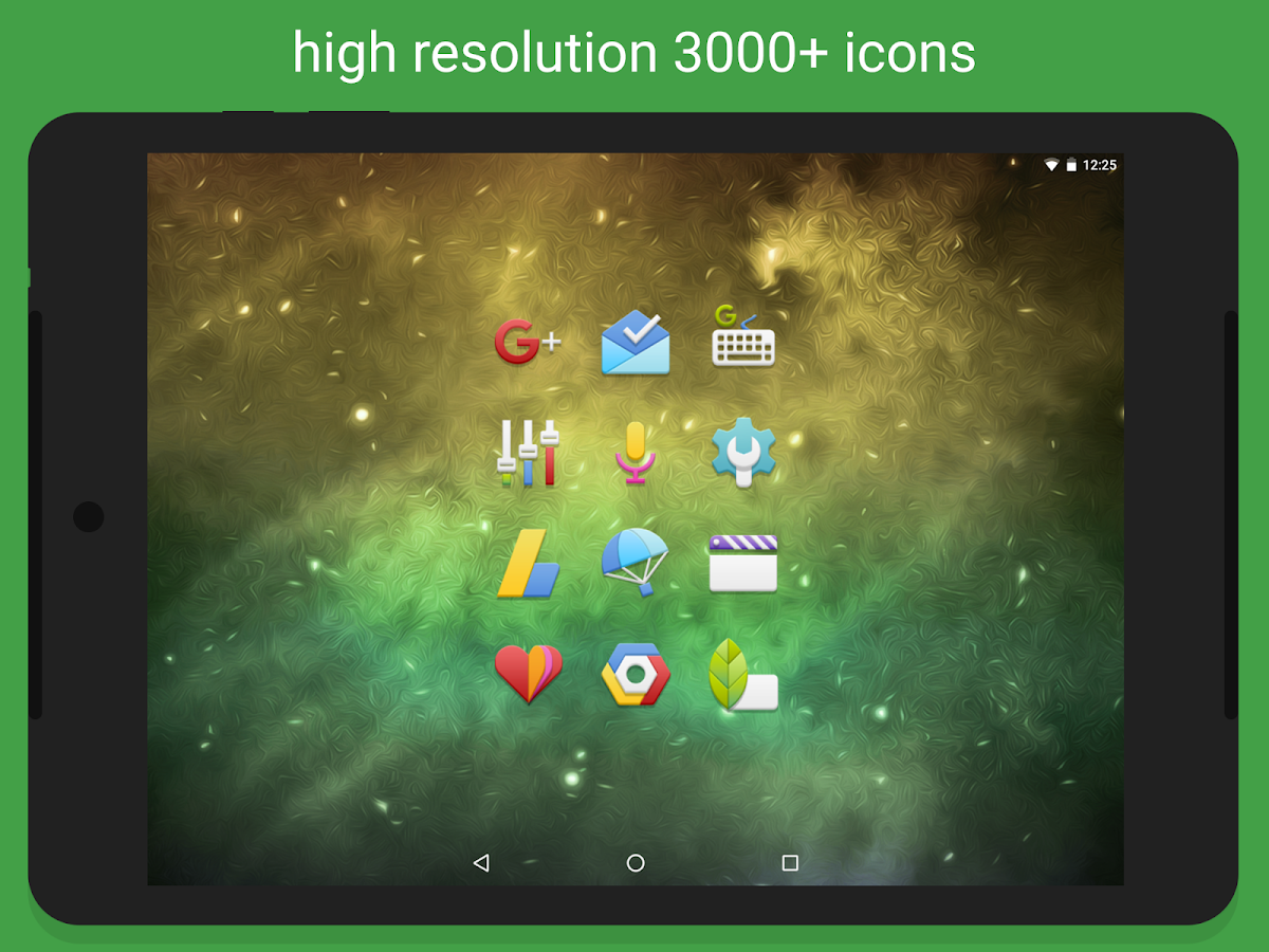Vion - Icon Pack Screenshot 8
