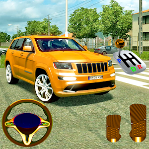 US Car Parking & Driving - Classic Car Driving For PC