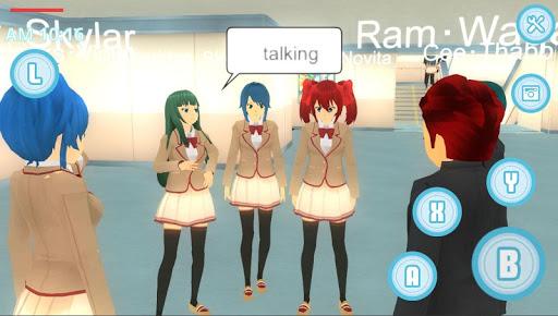 School Life Simulator For PC