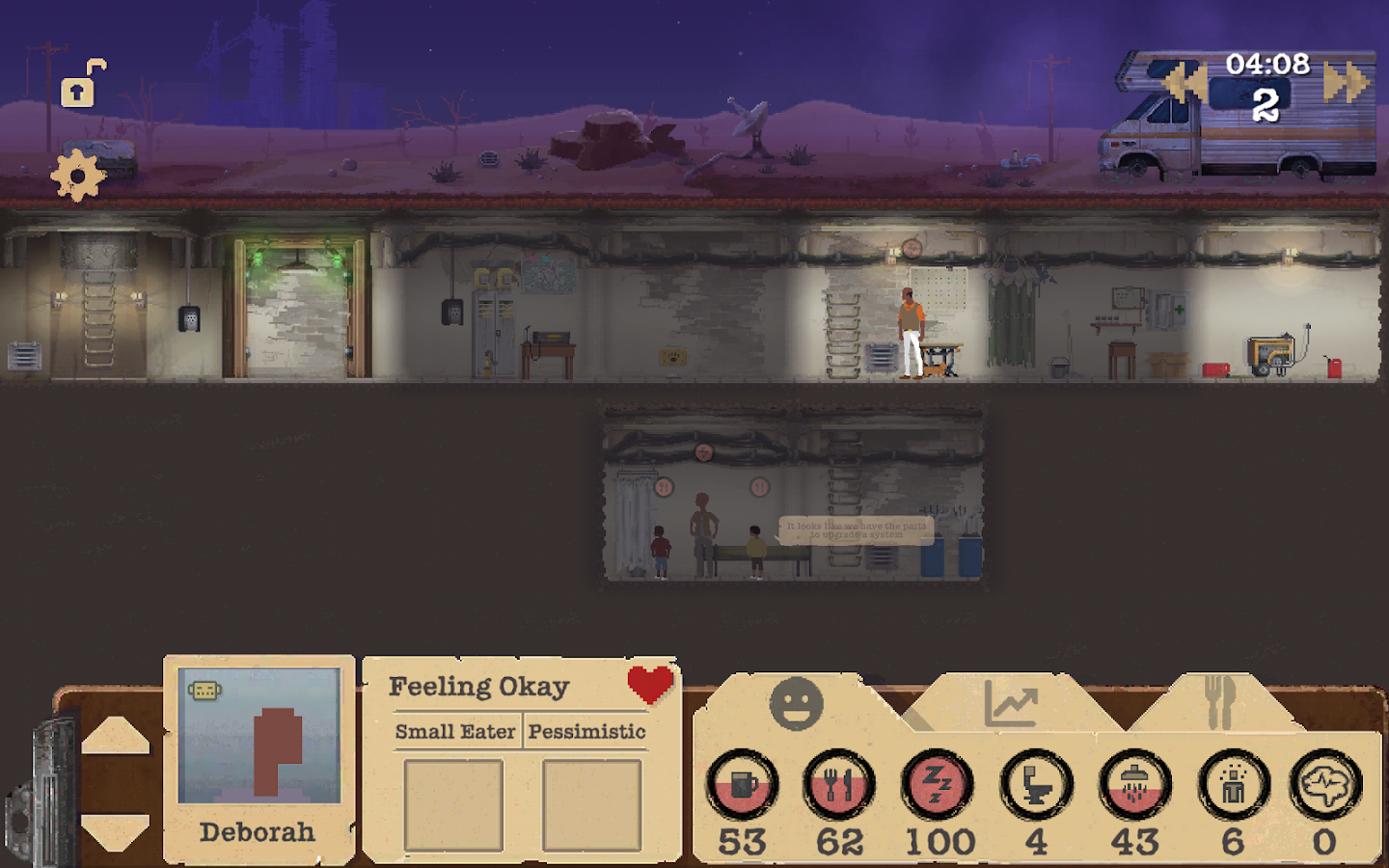 Sheltered Screenshot 6