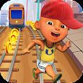 Game Subway Upin Ipin Rush APK for Kindle