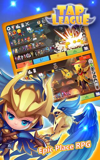 Tap League HD - screenshot